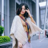 Gợi ý mix đồ đẹp với chân váy hợp guu thời trang mùa đông 2015 - 2016 lạnh giá