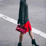 Boots và chân váy, kết hợp sao cho hợp GUU?