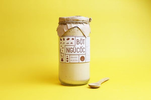 Bột ngũ cốc mix 14 loại hạt bổ sung dinh dưỡng toàn diện cho mẹ bầu (0.5Kg)