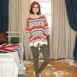 Những mẫu áo len họa tiết đẹp độc đáo cho mùa thời trang thu đông 2013