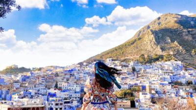 """""""Để Mị nói cho mà nghe"""": Đi du lịch Morocco bây giờ đang là """"mốt"""" đấy, không tin thì đọc thử review chi tiết của cô nàng xinh đẹp này đi!"""