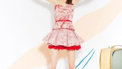 Guu thời trang xuân hè 2013 của Alice + Olivia