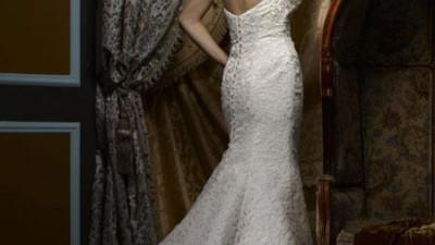 Guu váy cưới cổ điển - đẹp mê đắm