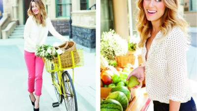 """Guu thời trang xuân - hè tươi rói với """"cô đào"""" Mỹ Lauren Conrad"""