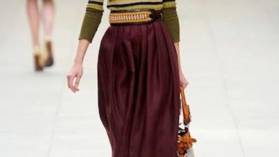 Guu Dirndl Skirt - xu hướng váy hoàn hảo cho phái đẹp công sở