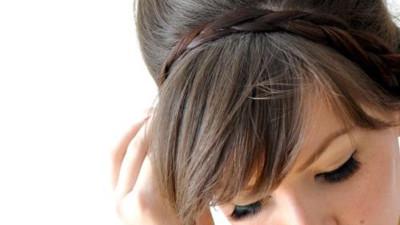 Những Guu tóc búi thời trang mà đơn giản
