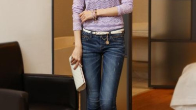 Chọn Guu quần jeans phù hợp với từng dáng người