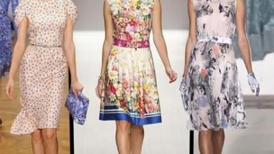 4 Guu xu hướng thời trang Xuân Hè 2013 nên áp dụng ngay tức thì