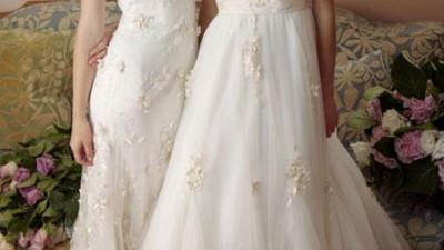 Guu váy cưới mùa xuân của Mia Mia