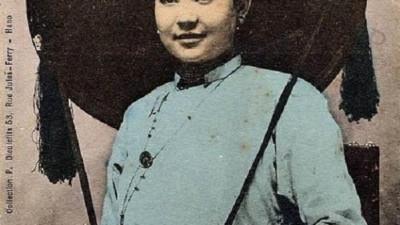Vẻ đẹp phụ nữ Việt những năm đầu thế kỷ 20