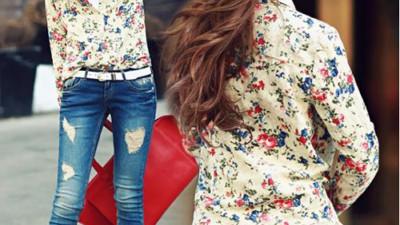 Cách diện quần Jeans khoe chân thon dài