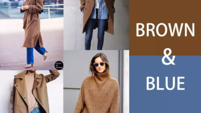 Đây chính xác là 4 tông màu bắt cặp hoàn hảo với sắc nâu cổ điển trong mùa se lạnh