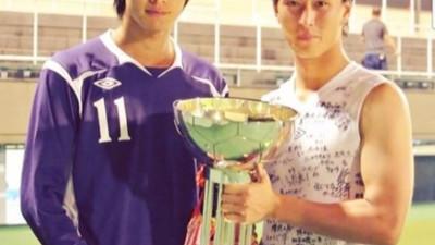 Thần thái hút hồn, trai đẹp người Nhật Bản của FLC Thanh Hóa đốn tim fan nữ