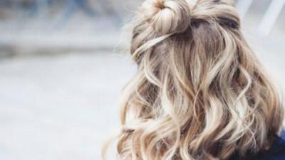 Xoăn lơi sóng nước - kiểu tóc hoàn hảo cho cô nàng mùa hè 2018