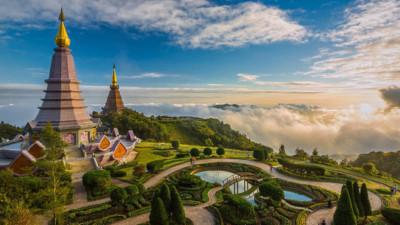 Chiang Mai - đi để tận hưởng kỳ nghỉ trên những tán cây