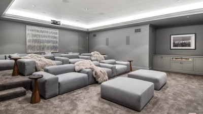 Ben Affleck và Lindsay Shookus hạnh phúc với tổ ấm mới trị giá 19 triệu đô