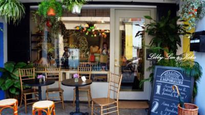 Đến Singapore, nhất định nên thử 5 quán cà phê phủ đầy cỏ hoa này