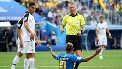 World Cup 2018: Khoa học đằng sau những pha ăn vạ trong bóng đá