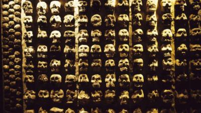 """""""Tòa tháp xương"""" bí ẩn ở Mexico hé lộ một khía cạnh rùng rợn khác trong nghi lễ hiến tế người của dân tộc Aztec cổ đại"""