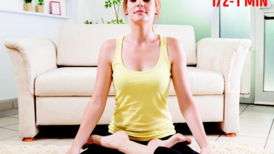 8 bài tập thở hiệu quả đôt mỡ bụng đến không ngờ