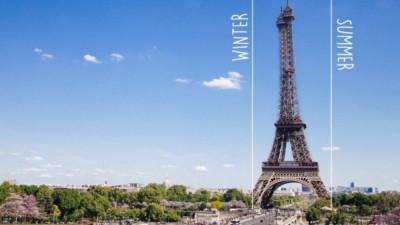 """Khả năng bẻ cong tháp Eiffel và những """"đặc sản"""" cực chất mà riêng mùa hè mới có"""