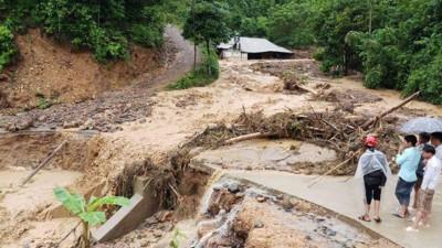 Mưa lũ kinh hoàng tại Yên Bái: Số người chết và mất tích tăng lên 24