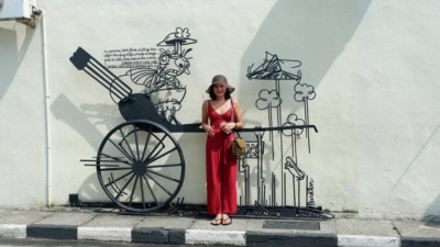 Những điểm đến tuyệt vời cùng cô bạn thân tại Penang – Malaysia hè này
