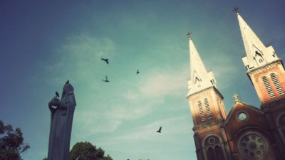 Sài Gòn – lặng lẽ một chiều cuối hạ