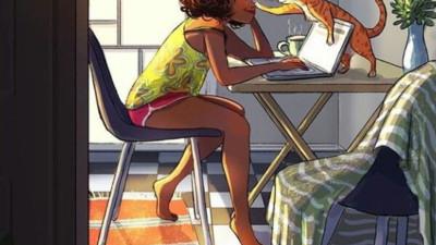 Bình yên của gái FA chính là những ngày ở nhà, không phải sống vì thiên hạ