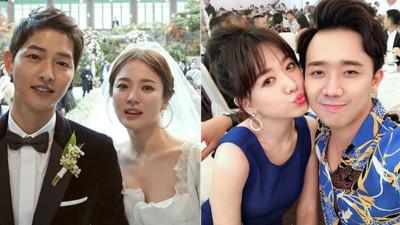 """4 cặp vợ chồng """"chị em"""": Vợ hơn vài tuổi mà nhìn vẫn trẻ xinh với style đẹp bất chấp"""