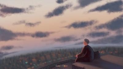 Ngày kẻ mình thương trở về với thế giới của người ấy, thế giới ngày chưa có mình đến!