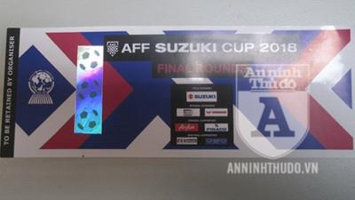 Cảnh giác: Vé giả xem trận chung kết AFF Cup 2018 lan sang chợ trực tuyến