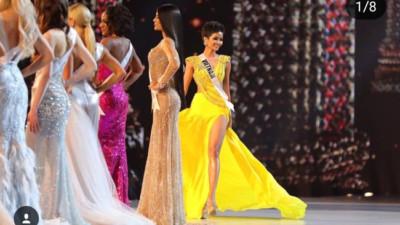 Nhận cơn mưa lời khen từ các Miss Universe, H'Hen Niê tự tin xóa bỏ hiềm khích với người đẹp Hoa Kỳ