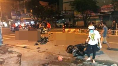 14 người chết vì tai nạn giao thông trong đêm chung kết AFF Cup