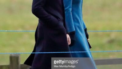 Lý do bất ngờ đằng sau việc ưa chuộng trang phục xanh dương của Công nương Kate