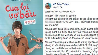 Mặc lùm xùm bị 'chơi xấu', 'Cua lại vợ bầu' vẫn trở thành phim Việt cán mốc trăm tỷ nhanh nhất: 108,9 tỷ sau 6 ngày công chiếu