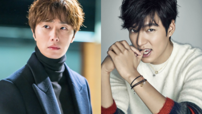 """Tài tử """"Mặt trăng ôm mặt trời"""" tiết lộ chuyện quá khứ đặc biệt: Lee Min Ho nổi tiếng thế nào hồi học cấp 3?"""