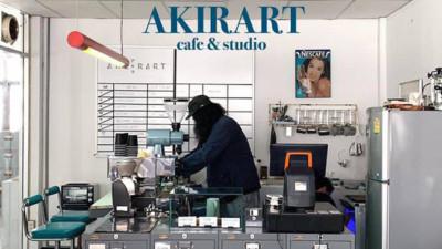 """Biến văn phòng cũ kĩ thành quán cà phê đẹp như studio, Thái Lan quả không hổ danh là vùng đất của những """"vua concept"""""""