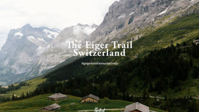 Bộ ảnh du lịch Thuỵ Sĩ của cặp đôi travel blogger người Thái khiến dân mê trekking xem xong không mê mới lạ!