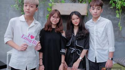 Bạn thân Linh Ka - Long Bi khiến dân tình xôn xao với chiếc cằm nhọn hoắt, make-up cực giống Soobin Hoàng Sơn
