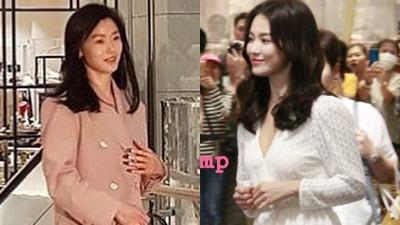Nối tóc dài và kẻ mắt eyeliner đậm, hóa ra đây là cách Song Hye Kyo F5 bản thân sau ly hôn