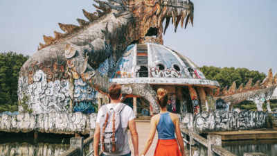 """Không kém cạnh Thái Lan, Việt Nam cũng có tọa độ được canh giữ bởi """"rồng khổng lồ"""" còn rùng rợn hơn nước bạn"""