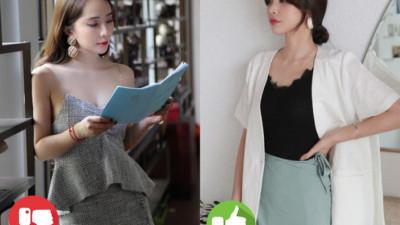 """Hết Nhã lại đến Trà bị chê ăn mặc """"mát mẻ"""" quá mức nơi công sở, các chị em nên chú ý những điểm gì để trang phục đi làm không bị dị nghị"""
