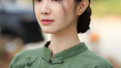 Xuýt xoa ngắm Jang Mi diện áo tấc truyền thống, đẹp nhẹ nhàng, thanh tân