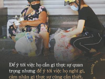 """Từ thiện và câu chuyện """"cách cho"""": Đừng ép người nghèo trả """"nghĩa tình"""" bằng nhân phẩm"""