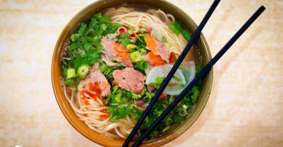 """Top 5 món mì """"vạn người mê"""" của Trung Quốc"""