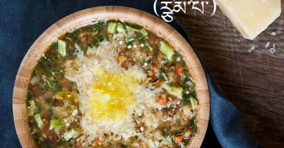 Những điều hay lạ về ẩm thực du mục xứ Tây Tạng