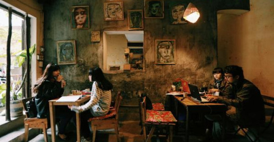 Nếu bạn muốn đắm mình trong không gian Hà Nội xưa cũ, hãy đến đây!
