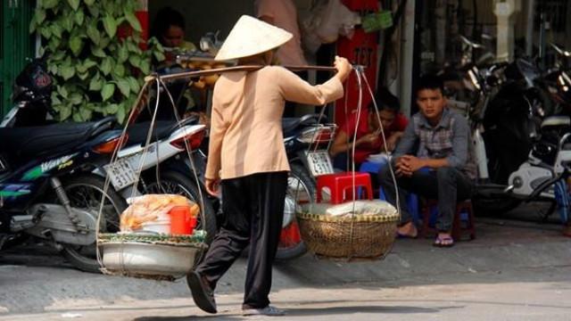 Những gánh quà mang thu xuống phố - GUU.vn